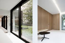 efficient office design. Notary Office By Abscis Architecten, In Ghent, Energy Efficient Ghent Design