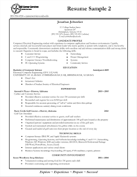 Basic Resume For College Student Meltemplates