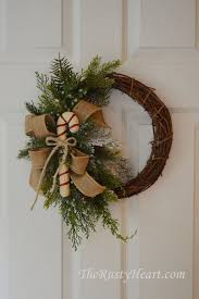 Best 25+ Christmas wreaths ideas on Pinterest | Christmas wreaths for front  door, Diy christmas wreaths and Country christmas