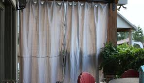 Diy Drop Cloth Curtains Curtains Create A Cabana With Diy Drop Cloth Curtains Wonderful