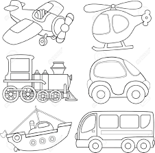 Small Picture Transportation Coloring Pages And diaetme
