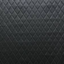 diamond stitch embossed padded luxury camper car upholstery faux leather fabric picture 2 of 23