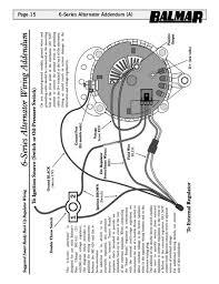 v alternator manual w series drawing page 15 6 series alternator addendum a
