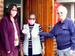 Hilda Robertson handed over the last of... - Amberglen Retirement Village |  Facebook
