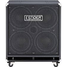 4x10 Guitar Cabinet Fender Rumble 410 4x10 1000w Bass Speaker Cabinet Bass Guitar