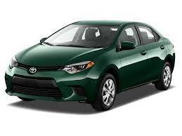 2015 Toyota Corolla Review, Ratings, Specs, Prices, and Photos ...