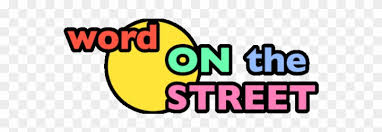"""Image Result For """"word On The Street"""" Clipart - Image Result For  """"word On The Street"""" Clipart - Nohat - Free for designer"""