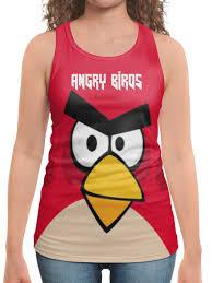 "Борцовка с полной запечаткой ""<b>Angry Birds</b> (Terence)"" #2483761 ..."