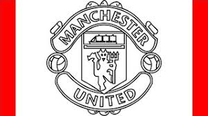 Maybe you would like to learn more about one of these? How To Draw Manchester United Logo Step By Step Drawing Youtube