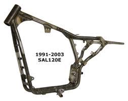 harley davidson special order sportster frames from paughco