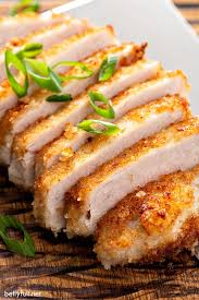 panko crusted pan fried pork chops