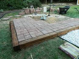 Outdoor Landscaping Brick Ideas Patio Pavers Lowes Pavers
