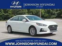 2018 hyundai sonata se white. 2018 hyundai sonata vehicle photo in cary, nc 27511 se white