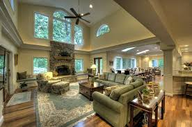 great room fireplace living room sensational great rooms with vaulted ceilings stunning great room fireplace ideas