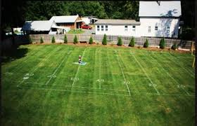 Yohoonye Field Is Officially Ready For Play  CzabecomFootball Field In Backyard