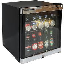 Husky Tropical Glass Door Mini Bar Fridge 50 Litre - HUS-SC50