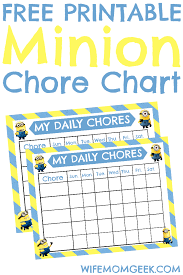 Kids Commission Chart Chore Charts For Kids 9 Ways Your Kids Can Help Around The