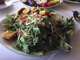 Salad Chart Caesar Salad From Salad Bar Picture Of Chart House