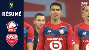 Lille Dijon maç özeti ve Yusuf Yazıcı'nın golü izle