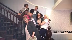 Over 50 Seniors Forum EVIDENCE FROM THE HEN NIGHT ON THE RUN UP.