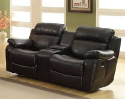 reclining loveseat with console reclining sofa power recliner loveseat with console