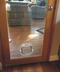 small dog door for glass supplied u0026 installed u2016 sydney pet doors