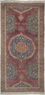 the ushak carpet