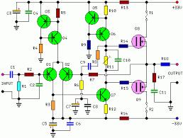 watt audio amplifier community 25 watt audio amplifier circuit diagram