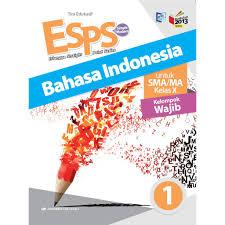 Ajukan pertanyaan tentang tugas sekolahmu. Buku Erlangga Esps Bhs Indonesia Sma Ma Kls X K13n 0044900220 Shopee Indonesia