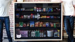 Bodega Vending Machine Gorgeous Startup 'Bodega' Has Angered Fans Of Actual Bodegas Can It Recover
