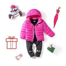 newborn baby winter cotton padded jacket cartoon dog print cute style infant coat toddler girls boys autumn warm jacket clothing cvff31196
