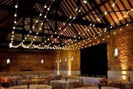 rustic wedding lighting ideas. Rustic Wedding Festoon Lights At Monks\u0027 Barn, Berkshire - Fairy \u0026 Fun Lighting Ideas