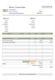 Invoice Template To Download Impressive Vehicle Sales Receipt Template Gotta Yotti Co
