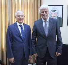 وزارة التربية... - وزارة التربية والتعليم الفلسطينية