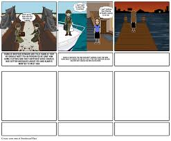 story bord on english creative writing essay storyboard