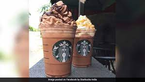 Starbucks coffee prices, different types of frappaccinos, their food menu, and more. Starbucks Menu Starbucks Menu With Price List Ndtv Food
