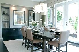 dining room light height chandelier elegant above table and pendant from t