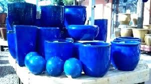 big ceramic planters large clay flower pots