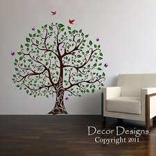 Small Picture Tree Decals