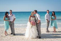 cancun wedding photographer wedding portrait riu cancun mexico luxury beach destination wedding photography