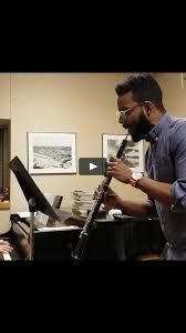 Oboist Titus Underwood and pianist Peter Henderson on Vimeo