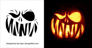 Scary Pumpkin Carving Patterns Classy Latest 48 Scary Halloween Pumpkin Carving Stencils Free 48
