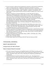 Cover Letter For Network Engineer Fresher Network Technician Sample