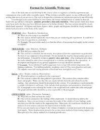 scientific essay writing