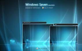 Windows 7 Wallpaper – HD