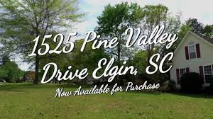 pine valley drive elgin sc home for