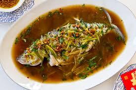 chinese fried whole fish. Unique Whole Steamed Whole Fish With Ginger And Scallions Inside Chinese Fried H