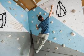 build your own bouldering wall