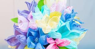 Crepe Paper Flower Balls Crepe Paper Flowers The Easiest Paper Flowers