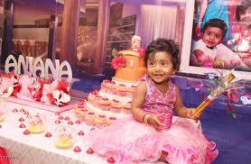 anjana 1st birthday by kvm jvm tamil